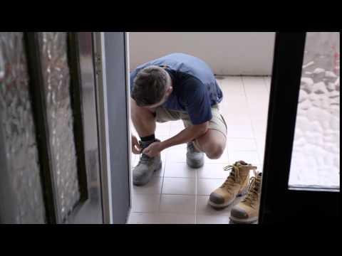 CAT Brakeman Zip Boots