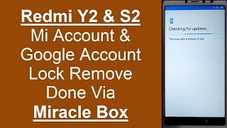 Redmi Y2 mi account unlock Videos - 9tube tv