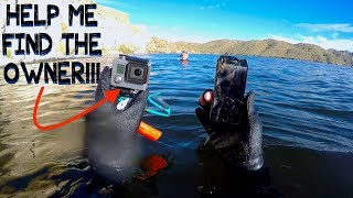 I Found a WORKING GoPro in a Lake While Scuba Diving - HELP ME FIND THE OWNER! (Lost Footage Shown)