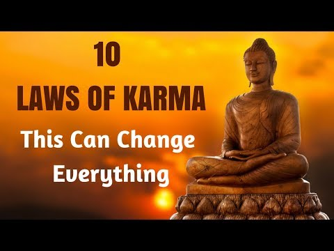 Laws of Karma - Power of Positivity - This will Change Everything