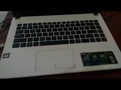 How to enter BIOS notebook / netbook asus X452E easily- Trik Cara Masuk ke BIOS Laptop ASUS Mudah