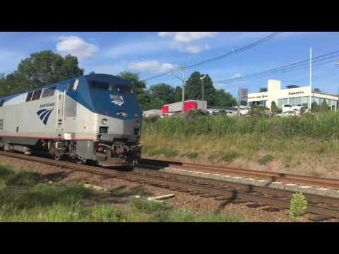Amtrak Shuttle Meet 13/Aug/2017