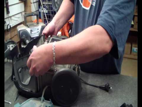 Electrolux Ultra Active Motor Repair(1/2)