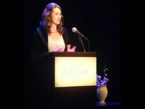 Irish Arts Center: Fall 2011: Poetry Fest - Sara Berkeley Tolchin reading