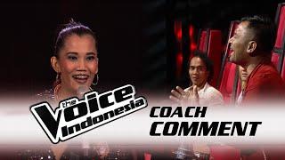 Judika Pamer Suara Di Depan Imelda   The Blind Audition Eps 1   The Voice Indonesia 2016
