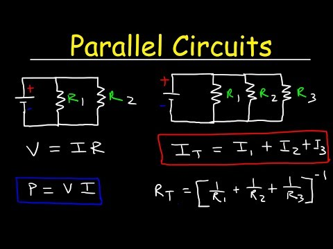 Resistors In Parallel - The Easy Way!