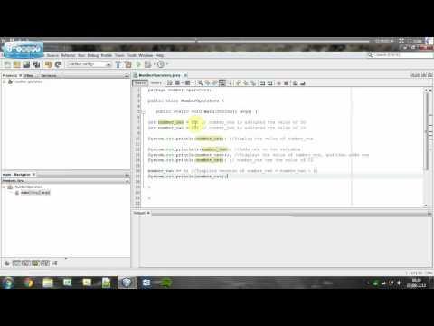 Understanding Java   Increment & Decrement Operators + Other Operators   Tutorial #7