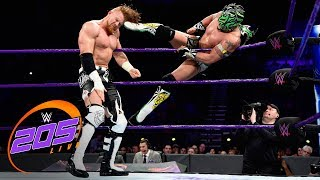 Kalisto vs. Buddy Murphy: WWE 205 Live, April 3, 2018
