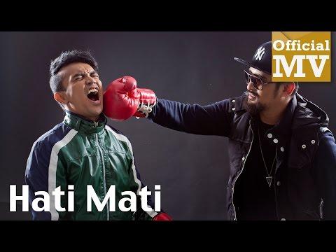 EZAD Exists - Hati Mati Feat. RJ  (Official Music Video 720 HD) Lirik HD