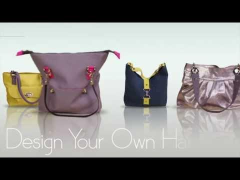Design Your Own Handbag, an online sewing class with Brett Bara
