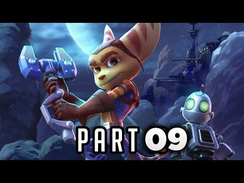 Ratchet and Clank Walkthrough Gameplay Part 9 - BEST DUO COMBO (2018 PS4)