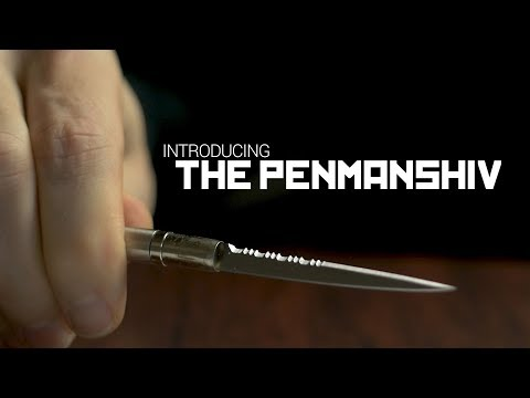 Introducing: THE PENMANSHIV