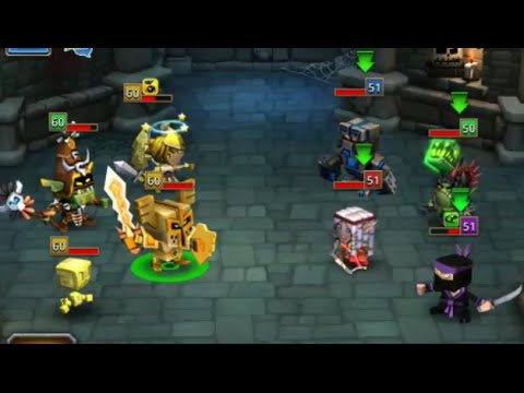 New Tower of PWNage Team for Fast Completion!! - Dungeon Boss