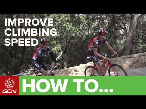 How To Improve Your Climbing Speed