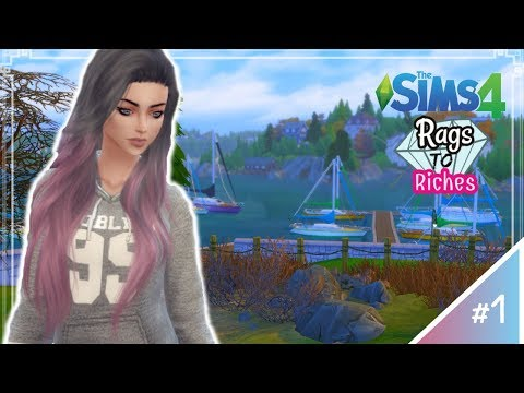 The Sims 4 | Rags To Riches #1