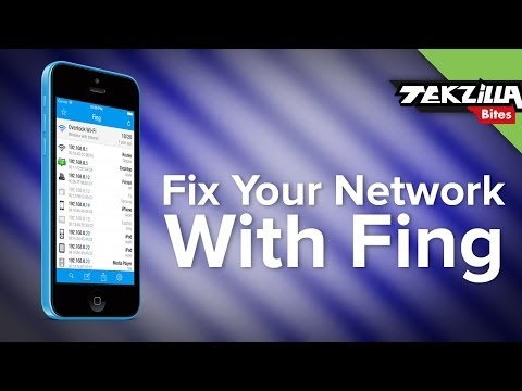 Troubleshoot Your Network with Fing!