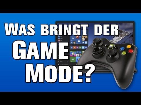 MEHR FPS in Windows 10? - Das bringt der Game Mode | #Gaming-PC