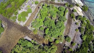 Nan Madol from the sky