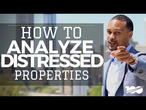How a Real Estate Investor Analyzes a Distressed Property to Flip Real Estate