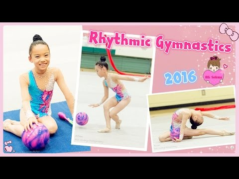 Rhythmic Gymnastics - 2016 Competition Season Highlights