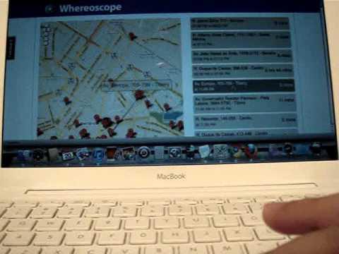 Localize Seu iPhone com o Whereoscope