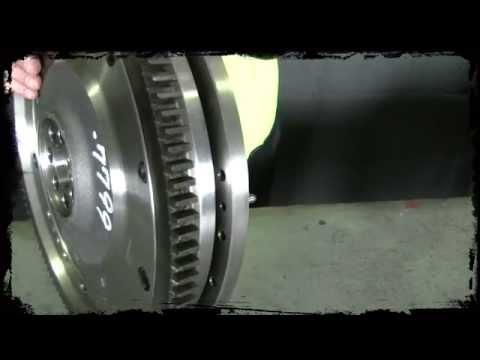 Single Mass Flywheel vs Dual Mass Flywheel