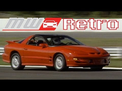 1998 Pontiac Trans Am WS6 | MotorWeek Retro