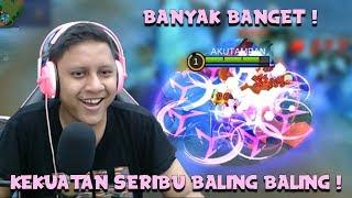 SABER PUNYA BANYAK BALING BALING ! - Mobile Legends Indonesia