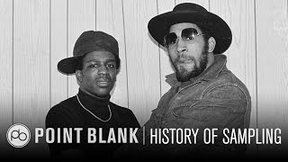 A History of Sampling w/ Chris Read (WhoSampled) at Point Blank London
