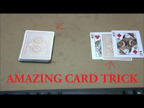 INSANE TELEPORT/INSTANT VANISH CARD TRICK!!!