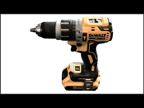 Using A Cordless Drill