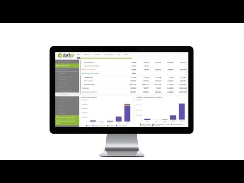 Startup Financial Model - Introduction to the Web App