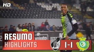 Resumo: Guimarães 1-1 Setúbal (Liga 30ªJ)
