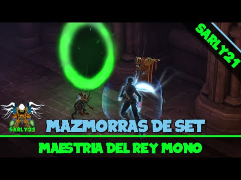 Diablo 3 - Maestrías y lugar del Set de SunWuko