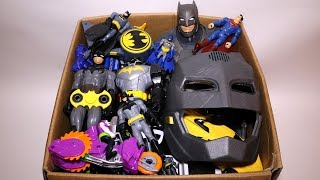 Toy Box: Cars, Kinder Joy, Masks, Batman Action Figures and More