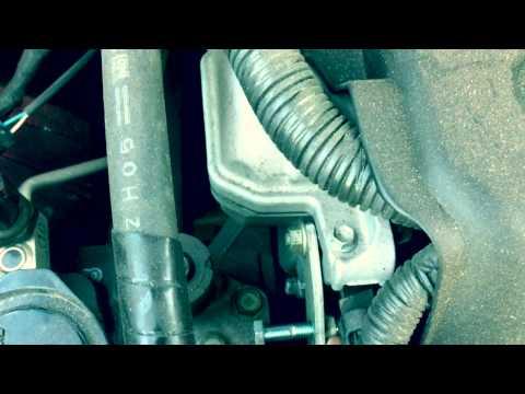 How To Tighten The Alternator Belt On A Scion XA