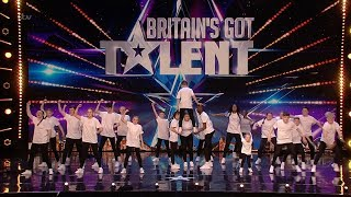 Britain's Got Talent 2020 House of Swag Kids Full Audition S14E07