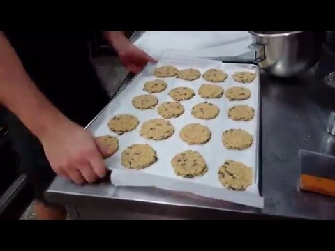 Oatmeal cookies in 5 minutes + cooking time.