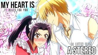 Kaichou wa Maid sama - Stereo Hearts「AMV」