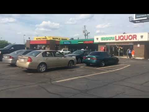 Victim of fatal shooting found in pickup truck outside liquor store on Indianapolis' east side