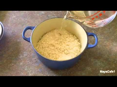 How To Cook Rice Recipe Japanese Style