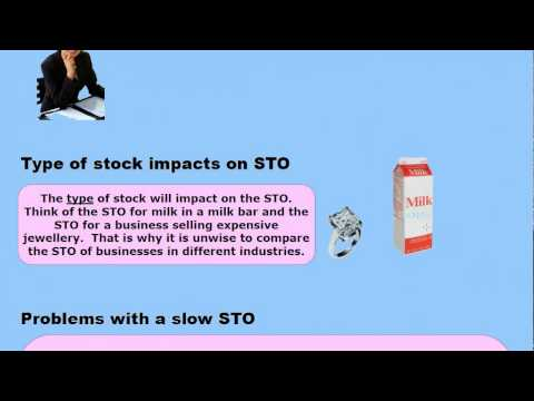 Stock Turnover Part 1