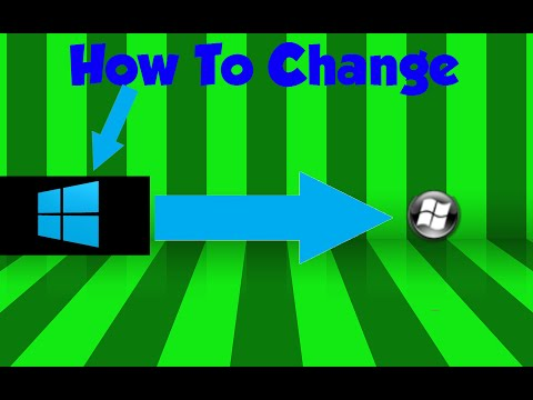 HOW TO CHANGE YOUR WINDOWS START BUTTON!!!!!!!!!! (Windows 10, 8, and 7)
