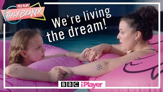 Tracy and her new house🤩 | EXCLUSIVE | My Mum Tracy Beaker | CBBC