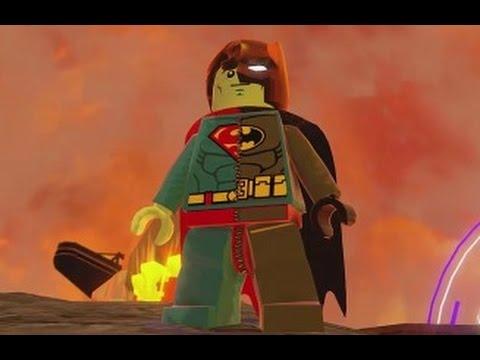 LEGO Batman 3 - Composite Superman (Unlock Location + Free Roam Gameplay)