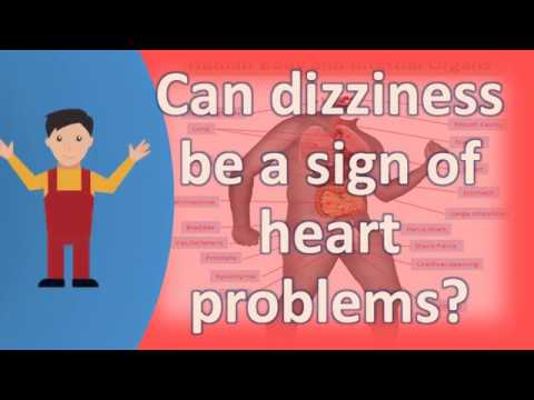 Can dizziness be a sign of heart problems ?  | Health FAQS | It's All about your health