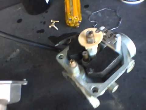 How to clean a dirt bike carb