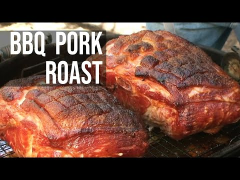 BBQ Pork Roast recipe by the BBQ Pit Boys