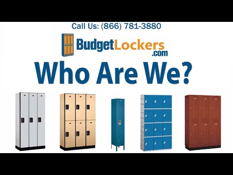 Budget Lockers | Who Are We?