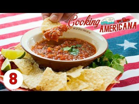 How to Make Salsa   The Best Homemade Easy Salsa Recipe